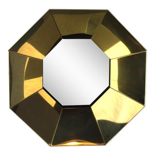 C. Jere Octagonal Mirror