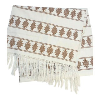 Mexican Boho Style Throw