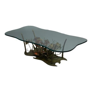 Silas Seandel Woodland Series coffee table