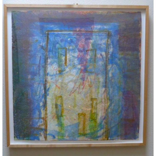 1998 Christopher Le Brun Untitled Abstract Monotype - Image 6 of 7