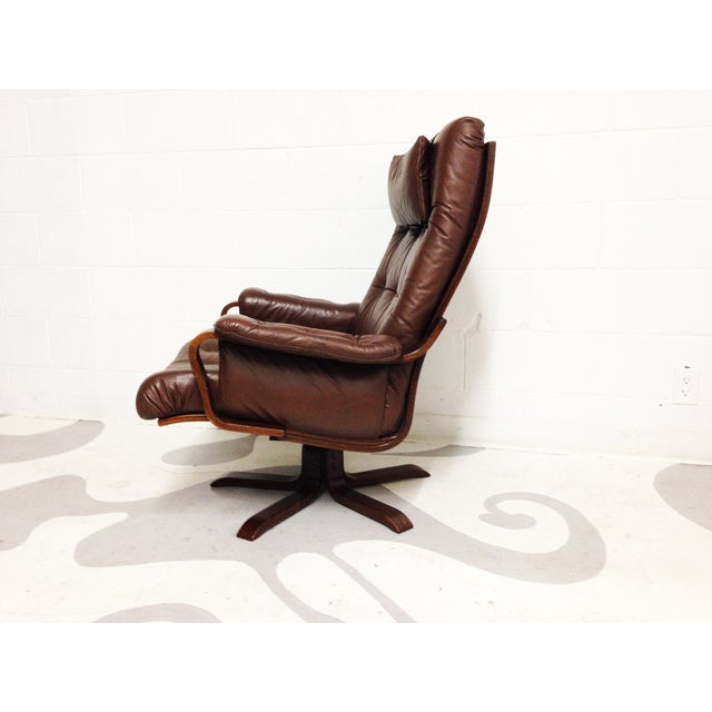 Mid-Century Lounge Chair - Image 4 of 6
