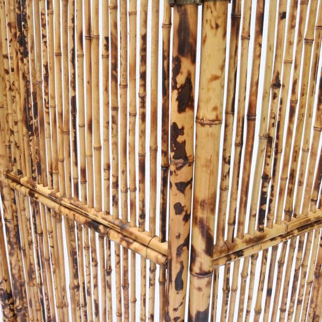 Antique Bamboo Amp Rattan Screen Chairish
