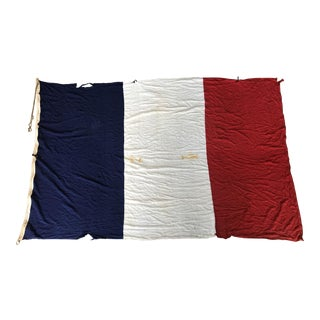 Large French Flag