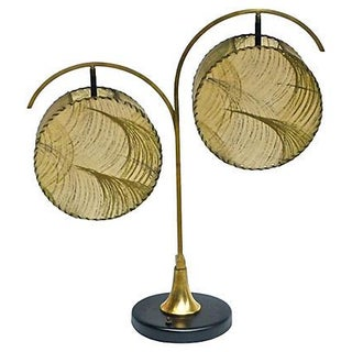 Mid-Century Modern Lamp by Majestic