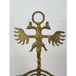 Image of Russian Double Eagle Fireplace Tool Set