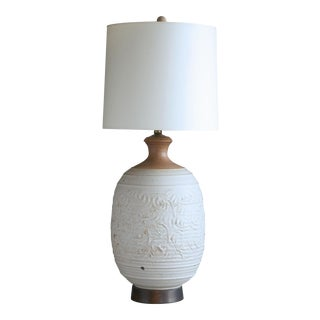 Ceramic Table Lamp by Bob Kinzie for Affiliated Craftsmen