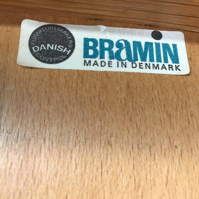 Image of H. W. Klein for Bramin Danish Rosewood Dining Set - Set of 5