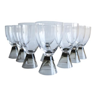 1960s Rosenthal Fortuna Wine Glasses - Set of 8