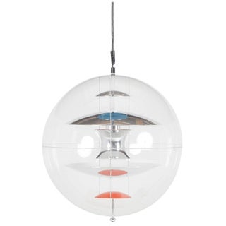 Verner Panton VP Globe Pendant Lamp, 1969