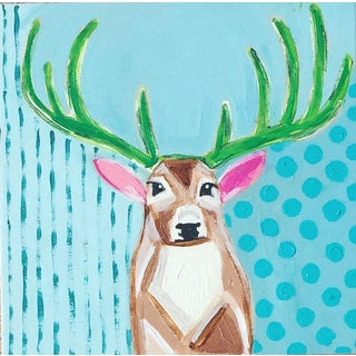 'Bruce the Buck' by Sally Bunting