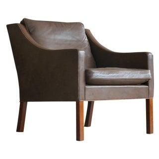 Børge Mogensen Model 2207 Lounge Chair