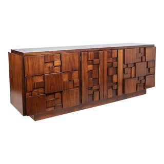Lane Mosaic Dresser Credenza