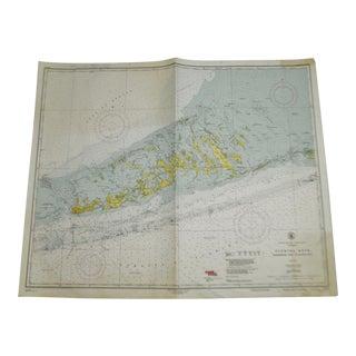 1952 United States Gulf Coast Chart