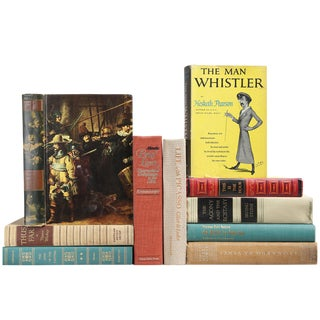The Lives of the Painters Books - Set of 10