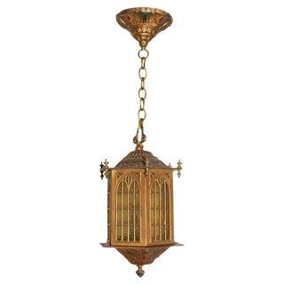 Gothic Style Hall Lantern