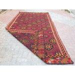 Image of Vintage Handwoven Turkish Kilim Rug