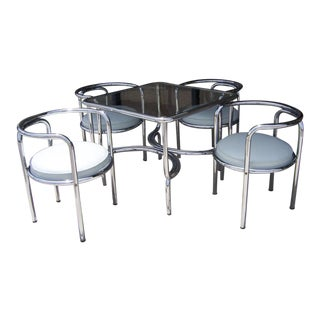 A Gae Aulenti Locus Solus Game/Dining Table
