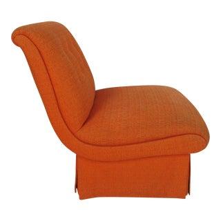James Mont Slipper Chair