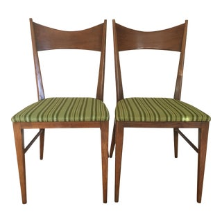 Paul McCobb Bowtie Dining Chairs - Set of 2
