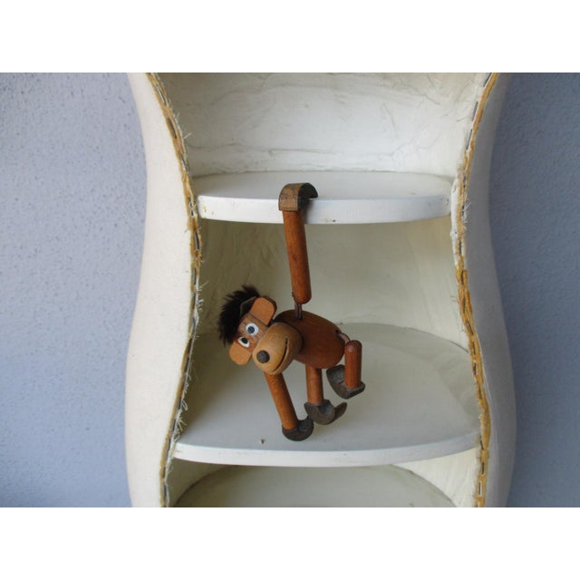 Boho Glam Body Form Mannequin Retail Store Display Shelf - Image 5 of 11
