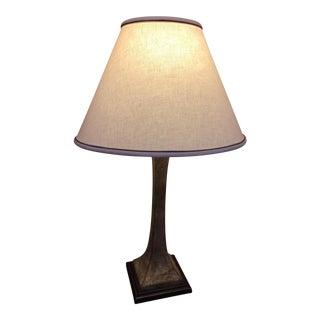 Stewart James for Hansen Bronze Table Lamp