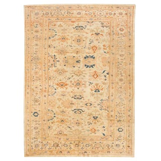Exceptional Antique Sultanabad Carpet