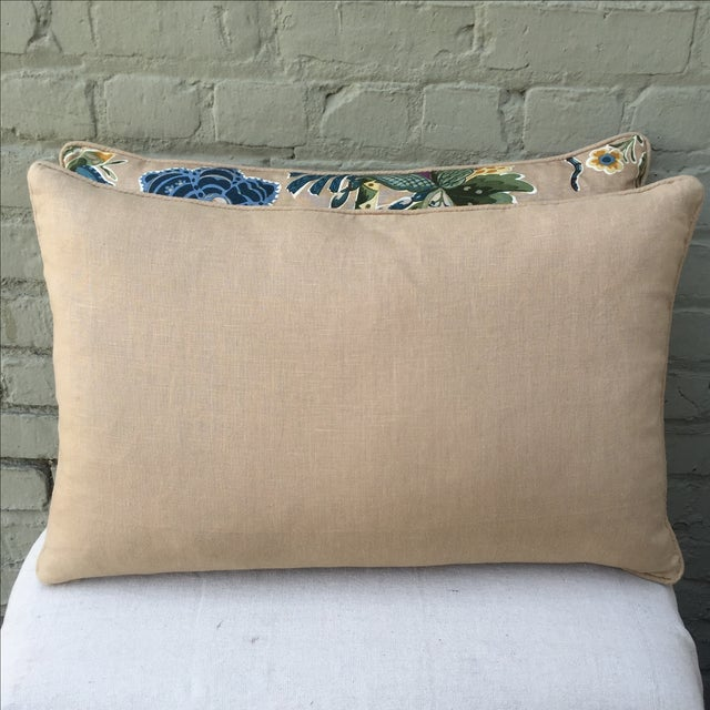 Cowtan & Tout Printed Jungle Pillows - A Pair - Image 5 of 5