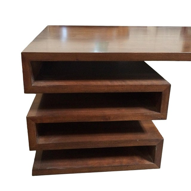 Mid-Century Asian Inspired Coffee Table