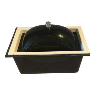 Smokey Acrylic Rectangular Box