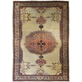 "Antique Persian Fereghan carpet 8' 9"" x 12'"