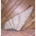 Image of Angel Wing Metal Wall Art