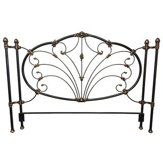 Hollywood Regency Eastern King Bed