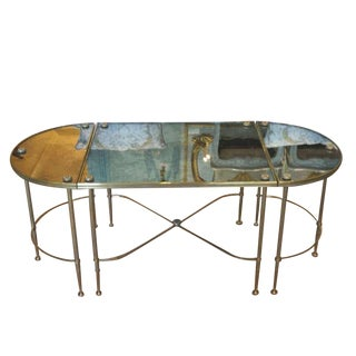 Maison Bagues Three Part Coffee Table