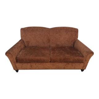 A. Rudin Sofa W/Chenille Fabric