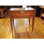 Image of Vintage Basic Witz End Table, Laminate Top