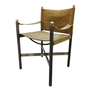 Jansen Mid Century Modern Arm Chair