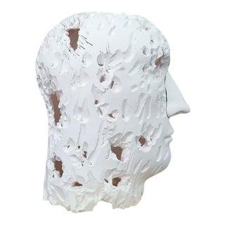 Tanya Batura Untitled Clay & Acrylic Sculpture
