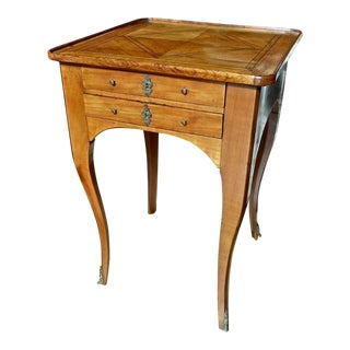 Period Italian Neoclassical Side Table