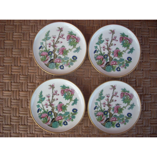 Image of Kaiser W. Germany China Coasters - Set of 4