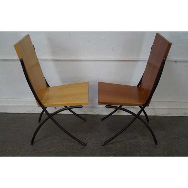 Rob Hare Klismos Essex Dining Chairs - Set of 6 - Image 7 of 10