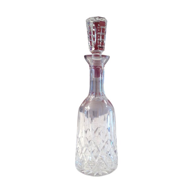 Crystal Decanter - Image 1 of 3