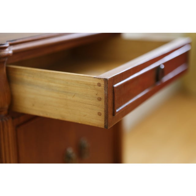 Antique French Style Nightstand - Image 7 of 9