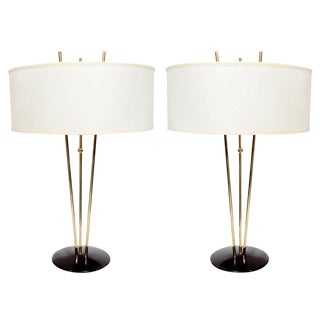 Gerald Thurston for Lightolier Table Lamps
