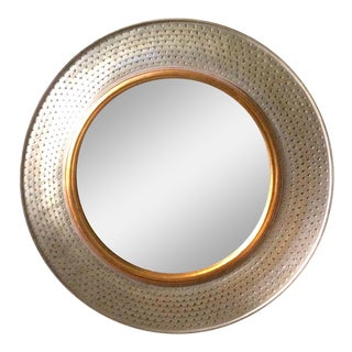 Gold & Silver Mirror