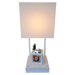Garry Knox Bennett - Krusty Prototype, Lamp #2