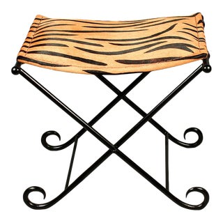 Sarried Ltd. Bengal Tiger Field Chair