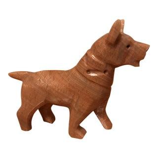 Onyx German Shepherd Dog Paper Weight