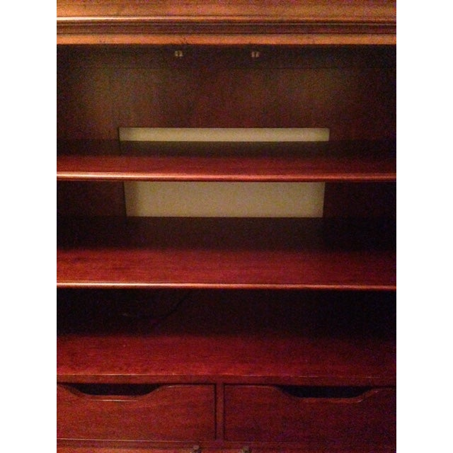 Thomasville Traditional Armoire - Image 4 of 4