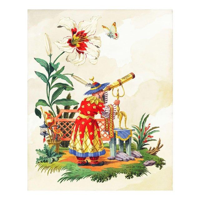 """The Astronomer"" Giclée Print - Image 2 of 3"
