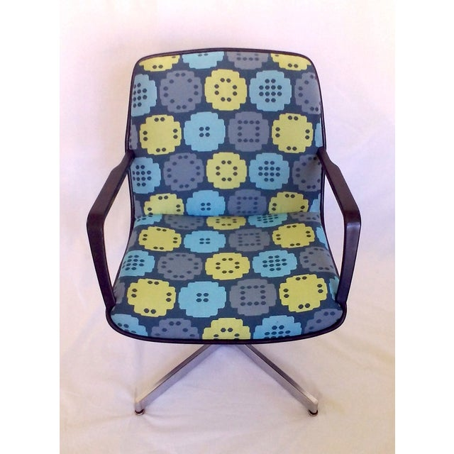 Mid-Century Modern Office Chair - Image 3 of 5